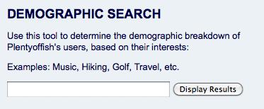 search engine optimization plenty fish approved