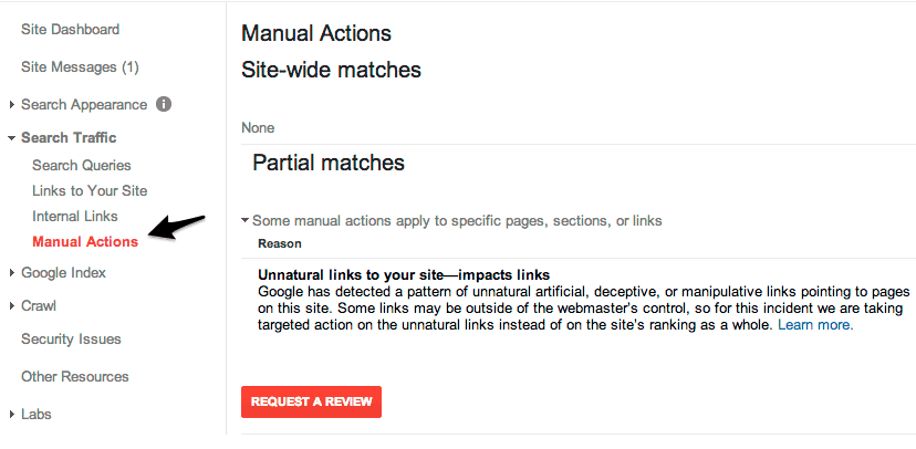 Webmaster-Tools-Manual-Actions