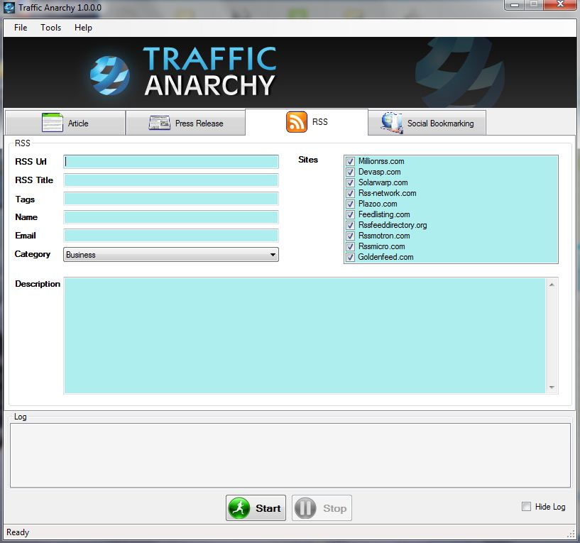 traffic anarchy affiliate software